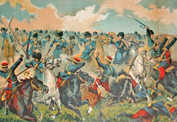 Русско-Японская война чайный гриб