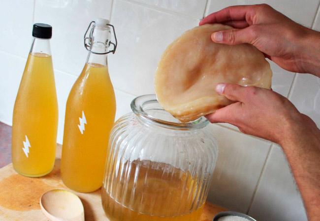 Как употреблять чайный гриб