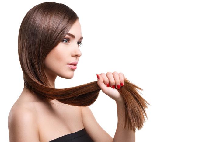 Уход за волосами с помощью чайного гриба