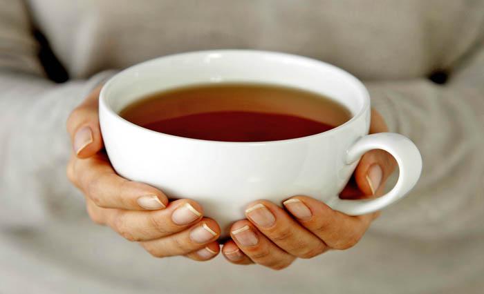 чай вместо чайного гриба зимой