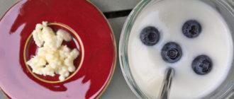 Молочный гриб, рецепты